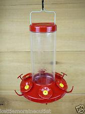 Perky Pet Grand Master 48oz Hummingbird Feeder 6 Feeding Ports w/ Perches #220