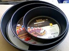 TORTIERA FORMA teglia torta RUOTO dolci cake design pasticceria forno cucina