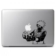"Kakashi Chidori Naruto Vinyl Decal Sticker for Apple MacBook Pro Air Mac 13 15"""