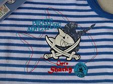 Schiesser Niños Camiseta interior SLIP Shorts NUEVOS Capt ´N Tiburón 104 116 128