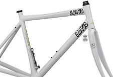 2 X Bicicletta Personalizzata Nome Adesivi Vinile Decalcomanie Graffiti font KIDS BMX personalizzato