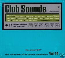 Club Sounds Vol. 44   Ultimate Club Dance   2CD-Set NEU