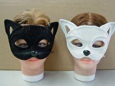 Phantom of the Opera Eye Cat Mask Masquerade Ball Cocktail Party Book Week