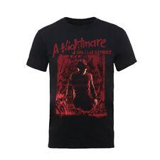 A Nightmare On Elm Street 'FREDDY SILHOUETTE' T-SHIRT - NUOVO E ORIGINALE