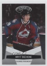 2010-11 Certified #38 Matt Duchene Colorado Avalanche Hockey Card
