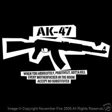 AK-47 Jackie Brown Quentin Tarantino Samuel Jackson Automatic Gun Shirt NFT132