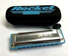 Hohner Rocket LOW TUNED! w/CASE - Key Choice - German Made