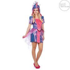 Einhorn Kleid 36-40 Fantasy Kostüm Unicorn lila pink Little Pony 1211821913