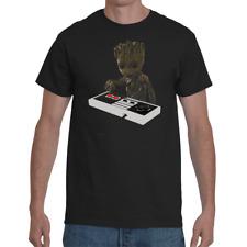 T-shirt Groot - Nes controller