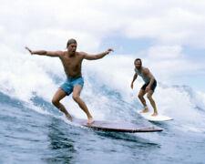 GREGORY HARRISON MATT ADLER NORTH SHORE SURFING BARECHESTED HUNK PHOTO OR POSTER