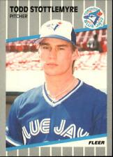 1989 Fleer Baseball (245-487) Pick From List