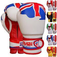 Farabi Jingoistic Kids boxing gloves training punching workout punch gloves mitt