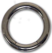 {PiA} Segmentring - 3,0 mm aus G23 Titan - Smooth Closure Ring Piercing