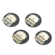 5-Pin Linear Stereo Gear Potentiometer 1K/10K/20K/50K 16*2MM Volume Switch