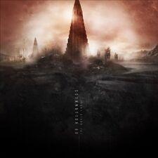 Ov Hollowness - The World Ends CD 2013 digi atmospheric black metal Canada