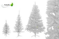 Tannenbaum Weiß Künstlicher Weihnachtsbaum Kunstbaum Christbaum Kunststoff