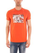 T-SHIRT Hugo Boss T-SHIRT Sweatshirt -30% Uomo Arancione 5024948210110340-