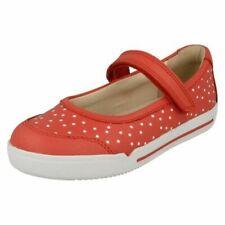 aeb4d1c61354a Filles Clarks Babies de Style Chaussures Emery Halo K