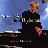CD ALBUM -  Richard Clayderman - Candle in the Wind