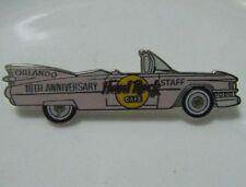 Hard Rock Cafe ORLANDO 10TH Anniversary STAFF 2000 Pin.