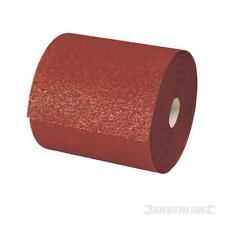 Lijado Roll óxido de aluminio papel de lija elegir Grits. 10m De Largo 115 Mm De Ancho