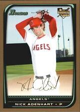 2008 Bowman Draft Gold Baseball Card Pick