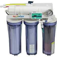 Spectapure ALL NEW! CSPDI 2:1 Manual Flush 90-GPD RO/DI System