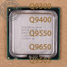 Intel Core 2 Quad Q9300 Q9400 Q9550 Q9650 Q9505 Socket 775 Processor