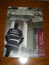 Calendario Polizia Municipale di Roma anno 2010