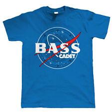 Bass Cadet DJ Rave T Shirt - Cool festival tshirt