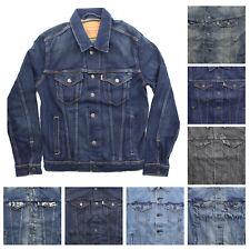 Levi's Adult Classic Jean Trucker Jackets, Levi Strauss Denim