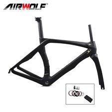 2018 Carbon Rennrad Fahrrad Rahmen+Gabel+Sattelstütze BSA/PF30/BB30 U/V Bremse