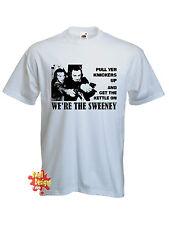 El Sweeney Tire Yer bragas y obtener la caldera en la televisión De Culto Camiseta todos los tamaños