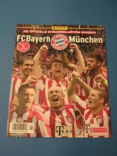 PANINI FC Bayern München Album 2010/11 - Leeralbum Neu