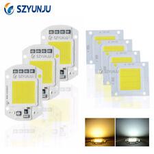10W 50W 100W LED COB Lamp Chip High Power LED Diode Matrix Array 30V 220V LED