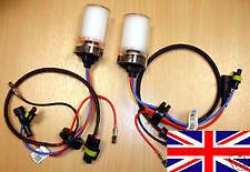 H7 10000k 35w Xenon Hid Bombilla Metal Base Base bombillas lámparas Reino Unido Stock
