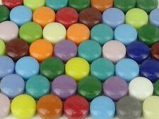 12mm Round Mosaic Gems 50g pack