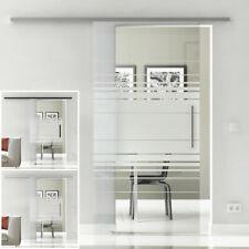 Levidor Slimline Glasschiebetür Design Hamburg SoftStop SoftClose (opt.) EX1HXX