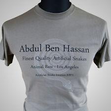 Blade Runner Retro Movie T Shirt Abdul Ben Hassan Nexus 6 Replicant
