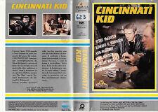 Cincinnati Kid (1965) VHS