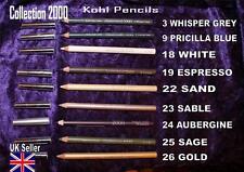 Collection 2000 KOHL EYE PENCIL liner gold grey blue green brown white dark