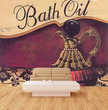 3D Mega Elegant Bath Oil Pot 310 Wall Paper Wall Print Decal Wall AJ Wall Paper