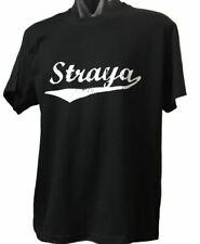 Straya T-Shirt - Aussie Sports Style Logo (Regular and Big Mens Sizes)