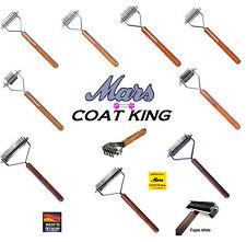 MARS COAT KING STRIPPER DOG Cat Undercoat Hair Coat Fur STRIPPING Tool Comb Rake