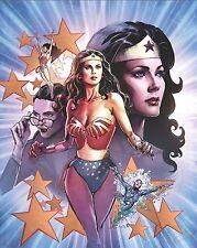 WONDER WOMAN POSTER (4) - DIFFERENT SIZES - FREE UK POSTAGE - BATMAN/SUPERMAN