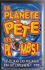 VHS RARE - LA PLANETE PETE LES PLOMBS !