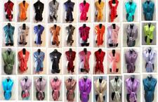Pashmina Cashmere Scarf Shawl Wrap Paisley Stole Silk Soft Women Men Wool Warm