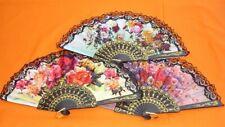 020 compartments Dance Deco Spanish Flamenco Hand Wind Flowers