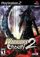 Warriors Orochi 2, (PS2)