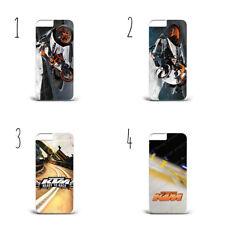 KTM Moto duro plástico funda de teléfono cubierta iPhone/Samsung Todos Los Modelos